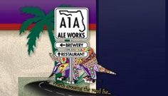 Located directly on the bayfront in downtown St. Augustine. A1A Aleworks specializes in an eclectic menu. For the beer lover and expert this restaurant brews 5 beers year round, and one additional holiday beer that is unveiled every November.