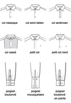 menswear collar