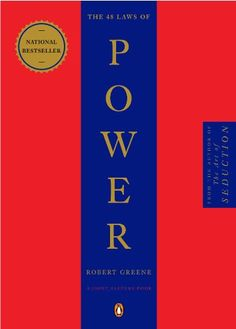 The 48 Laws of Power by Robert Greene http://www.amazon.com/dp/0140280197/ref=cm_sw_r_pi_dp_FwoEub0E6656R