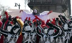 Startling theatricality … Endless Poetry, film by Alejandro Jodorowsky.