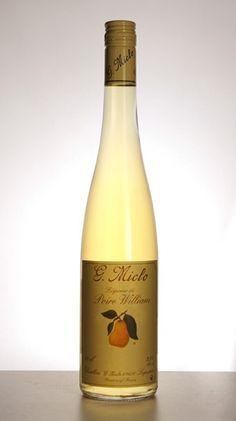 alcool de poire | Accueil Eau de vie Poire William