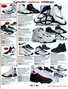 Gary Payton & The Nike Air Son of Glove... everyone remembers eastbay and how cheap shoes used to be