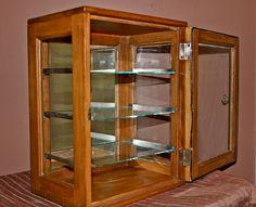 30% OFF. Theo A. Kochs Antique Sterilizer Cabinet. $229.60, via Etsy.
