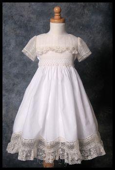 Heirloom portrait dress   by kathy m d