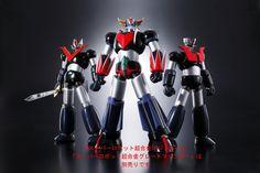 Super Robot Chogokin (Grendizer - Great Mazinger - Mazinger Z)