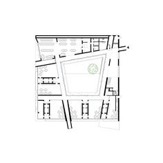 Gallery of The Whale Primary School / Studio di Architettura Andrea Milani – 13 The Whale Primary School / Andrea Milani Architecture Studio Concept Models Architecture, Education Architecture, School Architecture, Architecture Plan, B Plan, How To Plan, Kindergarten Design, Modern Architects, Clinic Design