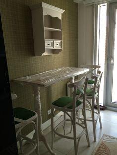 Countrykadir mutfak masası