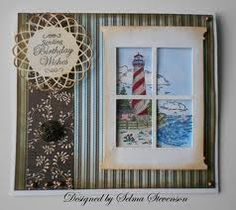 madison window die cards - Google Search