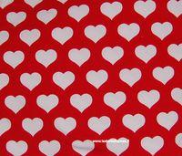 Jny Design Sydän Trikoo, punainen - Lasten Taikamaa Ice Tray, Silicone Molds, Design