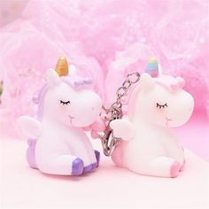 Creative Rainbow PVC Animal Unicorn Shaped Pendant Keychain for Men Women Bag Phone Car Pendant Key Chain Porte Clef keyring Cute Unicorn, Cartoon Unicorn, Unicorn Gifts, Rainbow Unicorn, Unicorn Rooms, Magical Unicorn, Chains For Sale, Diy Home, Crochet Patterns For Beginners