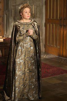 "Reign, Season 2, Episode 22, season finale ""Burn"" . Catherine de Medicis"