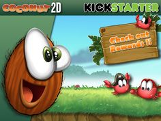 Coconut2D on KickStarter.