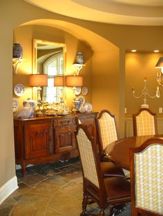 Today's Distinctive Interior Design Tip talks about the use of mirrors. Read more on our blog: http://hoskinsinteriordesign.com/?p=1237