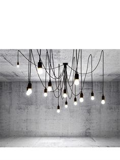 Check out this 'SELETTI - MAMAN CEILING LAMP WITH 14 LIGHTS' sold by Charlotte Hole via @SocialSuperStr #BeSoSuper