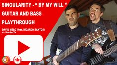Hey guys! Check out this new video of me and my bass player using the paiva 8-string guitar and the warwick 5-string bass playing through one of our songs.  Don't forget to subscribe and stay tuned for more videos. Thank you very much!