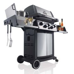 Broil King Signet 90 Barbecue - Online at Bedfordshire BBQ Centre