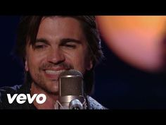 Juanes, said no Juan :D - but well the song. Uhh. I don't know what hes saying.. But I like it. Not because of him. This song is s. :D