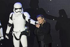 """Роль в """"Звездных войнах"""" стала ее судьбой. Актриса отвергла предложение сниматься в """"Терминаторе"""" - сценарий показался ей неинтересным. Фото: GLOBAL LOOK PRESS"""