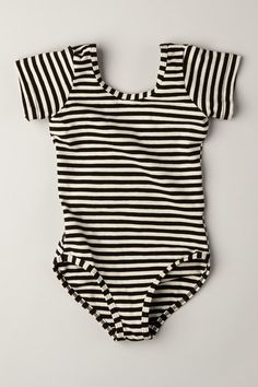 American Apparel Kids  Short Sleeve Leotard