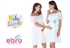 Ebru Maternity Beautiful Babyshower Dress. Shop Online www.ebrumaternity.com WORLD WIDE DELIVERY The Dress, Babyshower, Maternity, Delivery, Summer Dresses, Shopping, Beautiful, Fashion, Baby Sprinkle Shower