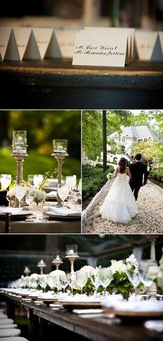 Classic Wedding #Whitegoldwedding #goldwhitewedding #classicwedding