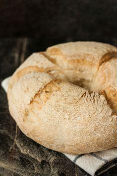 Gluténmentes koronakenyér recept - Kifőztük, online gasztromagazin Menu, Gluten Free, Bread, Food, Diet, Menu Board Design, Meal, Glutenfree, Essen