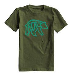 Rovi Bear. American made goods for little explorers #rovikids
