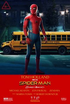 Spider-Man: Homecoming Poster - Taxi Driver Edition