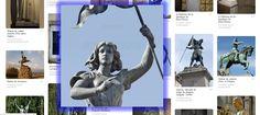 très bel album sur Jeanne d'Arc: sculptures en France  https://fr.pinterest.com/kapax27/jeanne-darc-sculptures-en-france/