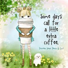 some days....