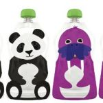 The best refillable, reusable food pouch for homemade baby food, yogurt, applesauce and more. Squooshi food pouches are freezable, dishwasher safe and BPA-free. Baby Food Storage, Food Storage Containers, Toddler Meals, Kids Meals, Toddler Food, Breakfast Smoothie Recipes, Easy Smoothies, Toddler Smoothies, Homemade Smoothies