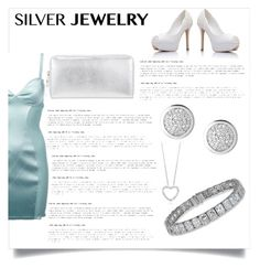 """""""Have a Silver Summer!"""" by lexiandthesemisfits ❤ liked on Polyvore"""