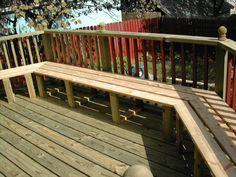 43 Best Decks Amp Benches Images Outdoor Gardens Deck