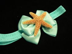 Ariel The Little Mermaid Hair Bow by SweetandCuteBows on Etsy