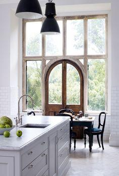 Great window and doors!