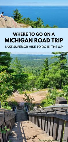 michigan road trip to great lakes. best places to visit in the midwest. hiking trails and beach. us outdoor travel destinations. vacation spots, ideas, places in the US. michigan things to do upper peninsula up north. US outdoor vacation road trip midwest from wisconsin, chicago, minnesota, illinois, indiana, ohio