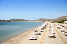 Beach at Anavyssos