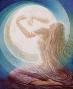 """""""Women honor their sacred path when they acknowledge the intuitive knowing inherent in their receptive nature. In trusting the cycles of their bodies and allowing the feelings to emerge within them, women have been Seers and Oracles for their tribes for centuries."""" A woman re-dreams the world when she bleeds ~Native American Wisdom"""