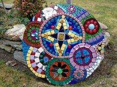 mosaic : COGG WHEELS