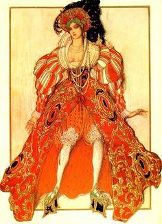 Русского балета Жар-птица