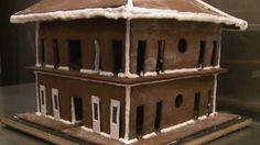 Gingerbread Plantation Houses