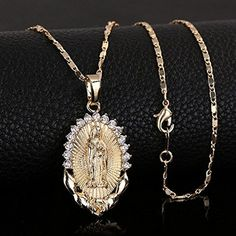 Necklaces, Pendants, Fashion Necklace Catholic Christian Rhinestone - Gold - jewelry accessories from our store and get up to off. You will not find this rare jewelries in any other store, so grab this Limited Time Discount Now! Cute Jewelry, Modern Jewelry, Luxury Jewelry, Body Jewelry, Jewelry Gifts, Vintage Jewelry, Jewelry Accessories, Silver Jewelry, Jewelry Necklaces