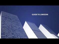 The Guide to Linkedin - http://www.highpa20s.com/link-building/the-guide-to-linkedin/