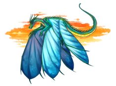 Wings of Fire - The Lost Continent Child by Biohazardia ~~~THERE'S MOAR FAN ART AHHHHH