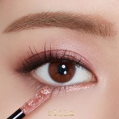Drop Ten Years From Your Age With These Skin Care Tips - Make up & Haare - Makeup Puppy Eyes Makeup, Makeup Hooded Eyes, Doll Eye Makeup, Crazy Eye Makeup, Rainbow Eye Makeup, Hazel Eye Makeup, Korean Eye Makeup, Creative Eye Makeup, Purple Eye Makeup