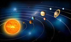 Billedresultat for solsystemet