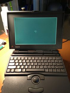 PowerBook 170 by Williamo!, via Flickr - The second addition to my vintage computing collection.