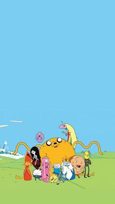 image - f - Adventure Adventure Time Drawings, Adventure Time Tattoo, Adventure Time Wallpaper, Adventure Time Characters, Cartoon Wallpaper Iphone, Kawaii Wallpaper, Cute Cartoon Wallpapers, Drawing Wallpaper, Bear Wallpaper
