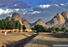 Taka Mountains, Kassala, Sudan (By Alain Hary)