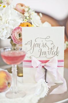 Are paper invitations still special? What do you think?